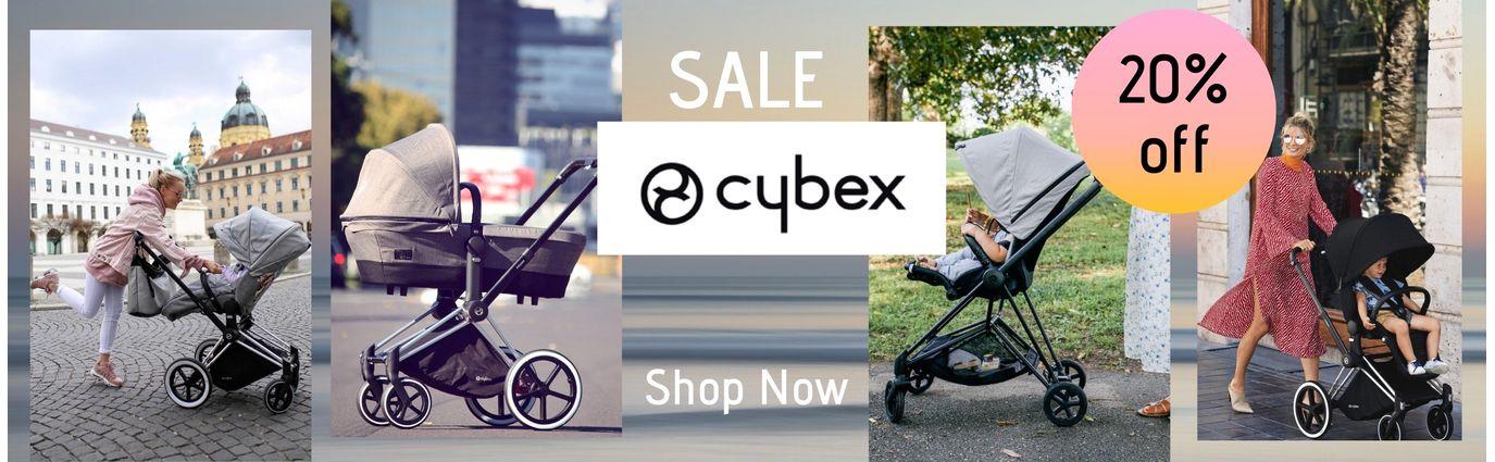 Cybex 20% off