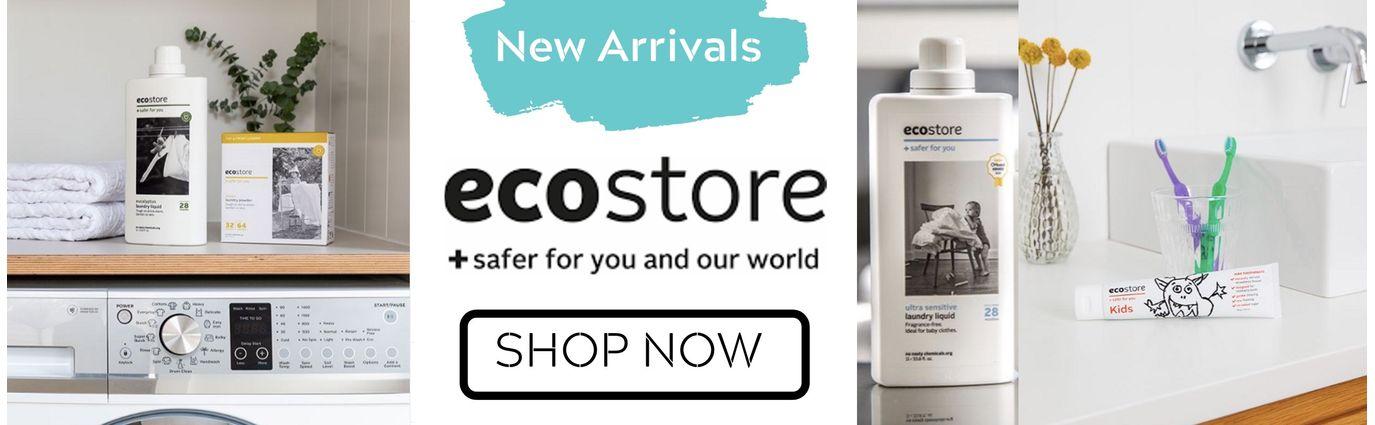 EcoStore - New Arrivals