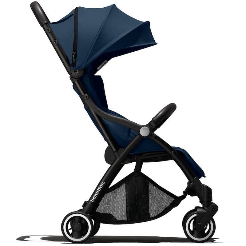Hamilton One Prime (X1) Stroller - Navy   Baby Central HK