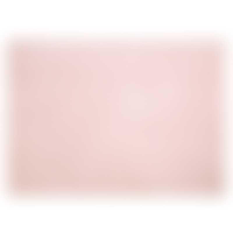 Lorena Canals Trenzas Soft Pink 80x120cm (Rug)