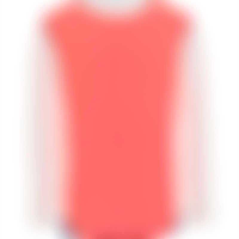 Platypus Indigo Waves UPF50+ Sunshirt LS Ruch