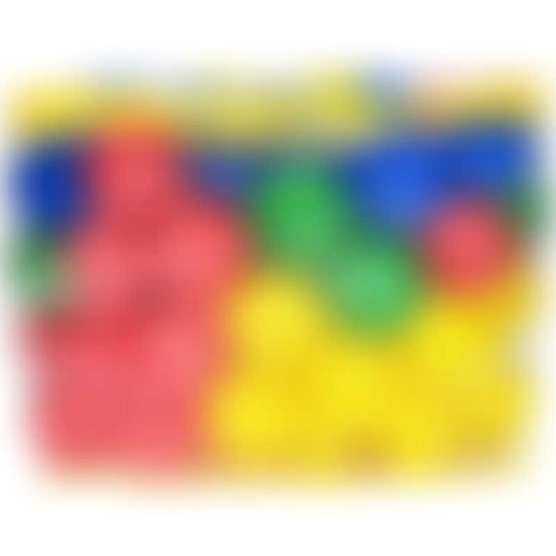 Baby Star 100 Playballs - Rainbow