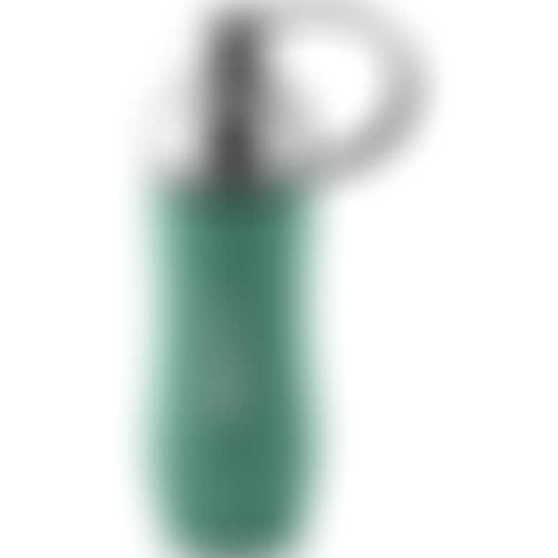 Think Thinksport Insulated Sports Bottle 12oz (350ml) - Powder Coated Green