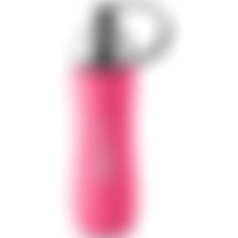 Think Thinksport Insulated Sports Bottle 17oz (500ml) - Powder Coated Hot Pink