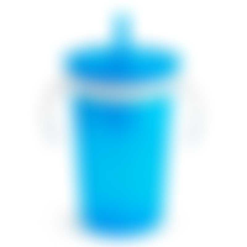 Munchkin 1Pk Snack And Sip Cup Blue