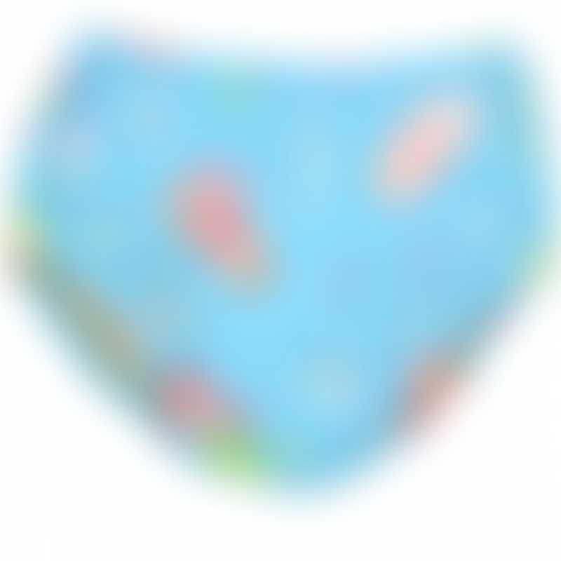 Charlie Banana 2-in-1 Swim Diaper & Training Pants - Mermaid Tiffany - Medium