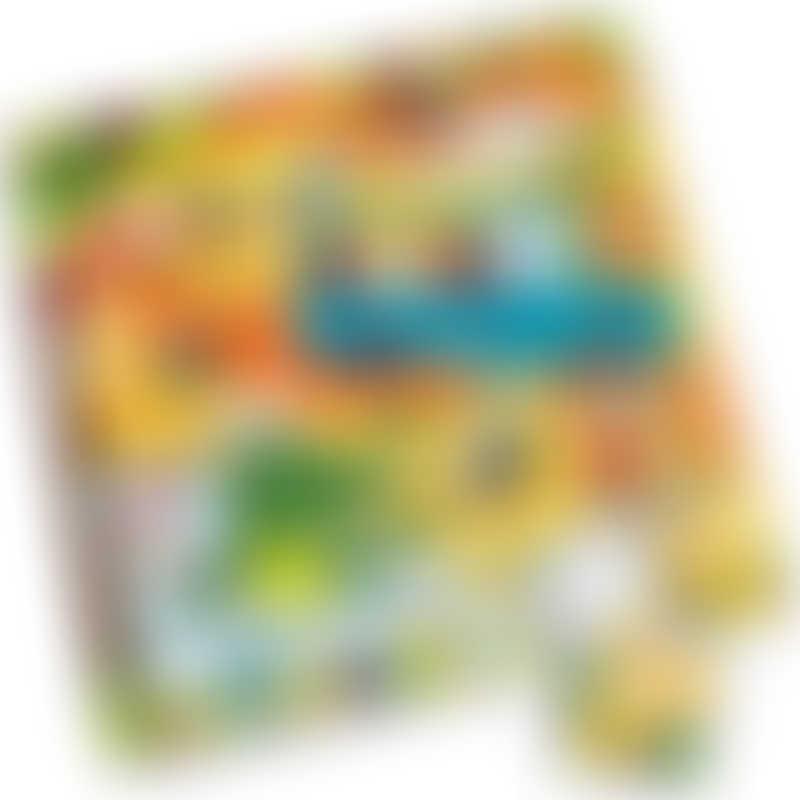ELC 36 Piece Safari Zoo Puzzle