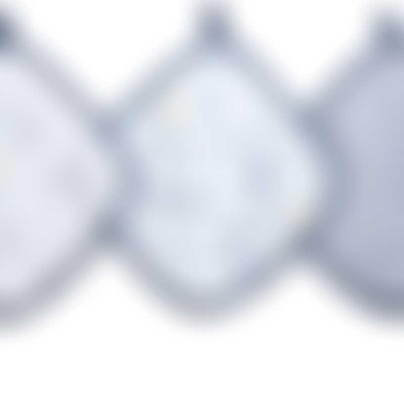 Aden - Ideal Baby Washcloths 3 Pack - Set Sail
