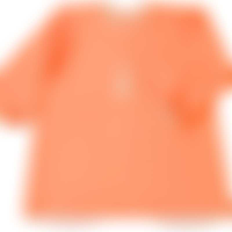 BabyBjorn Long Sleeve Bib - Orange