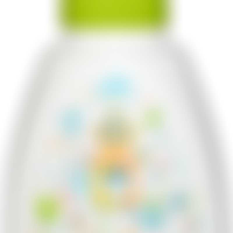 babyganics Dish & Bottle Soap Fragrance Free - 473ml