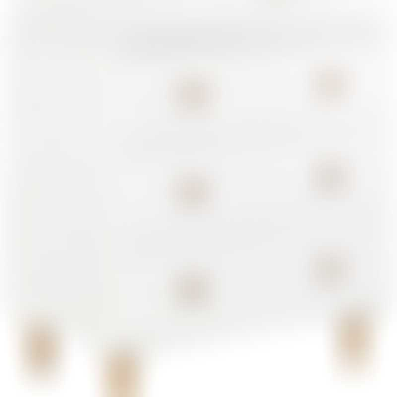 Babyletto Lolly 3-Drawer Changer Dresser - White / Natural