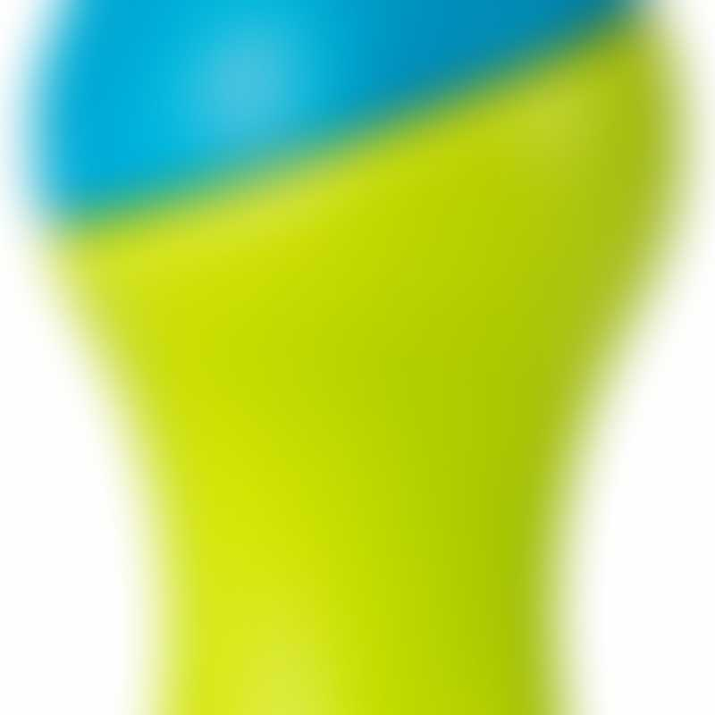 Boon Straw Sippy Swig Cup Green/Blue