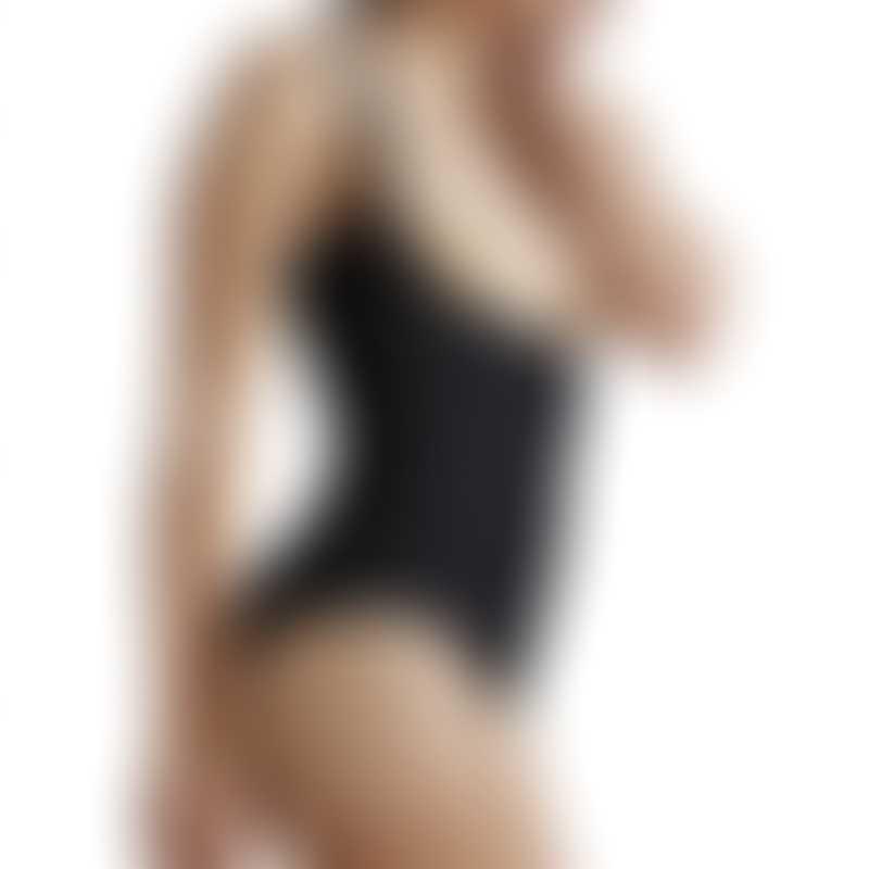 Cantaloop Shaping Bodysuit (Black)