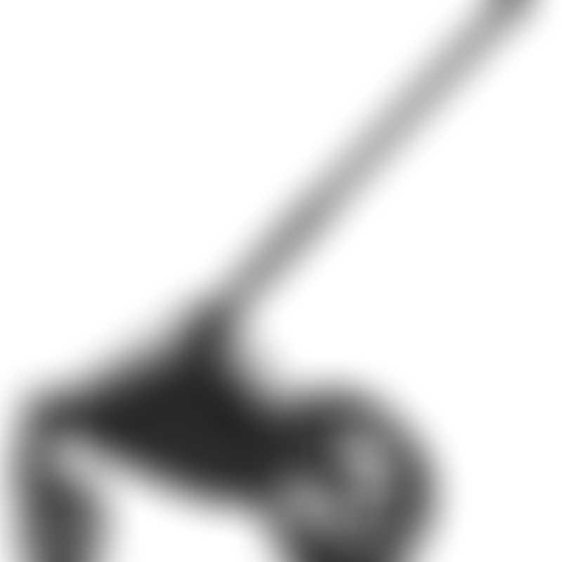 Cybex Priam Frame - Matt Black