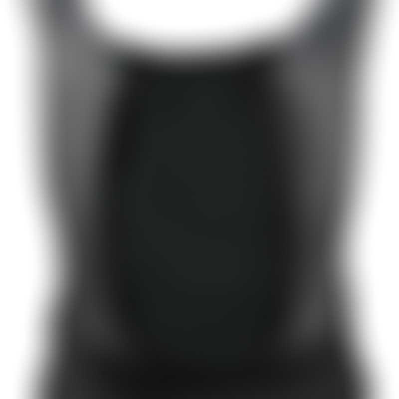 Cybex Yema Tie Carrier - Leather - Stardust Black / Black