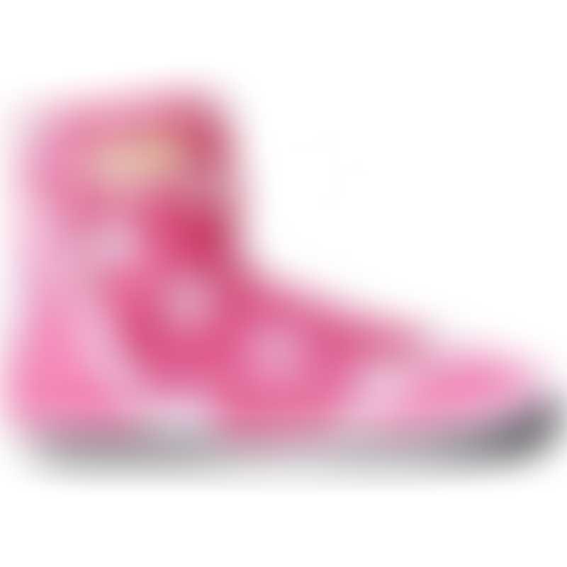 Duukies Beachsocks - Pink Stars