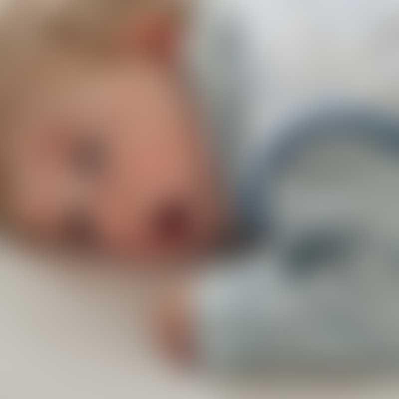 Hippychick bedprotector 50 X 75 Pram/Crib