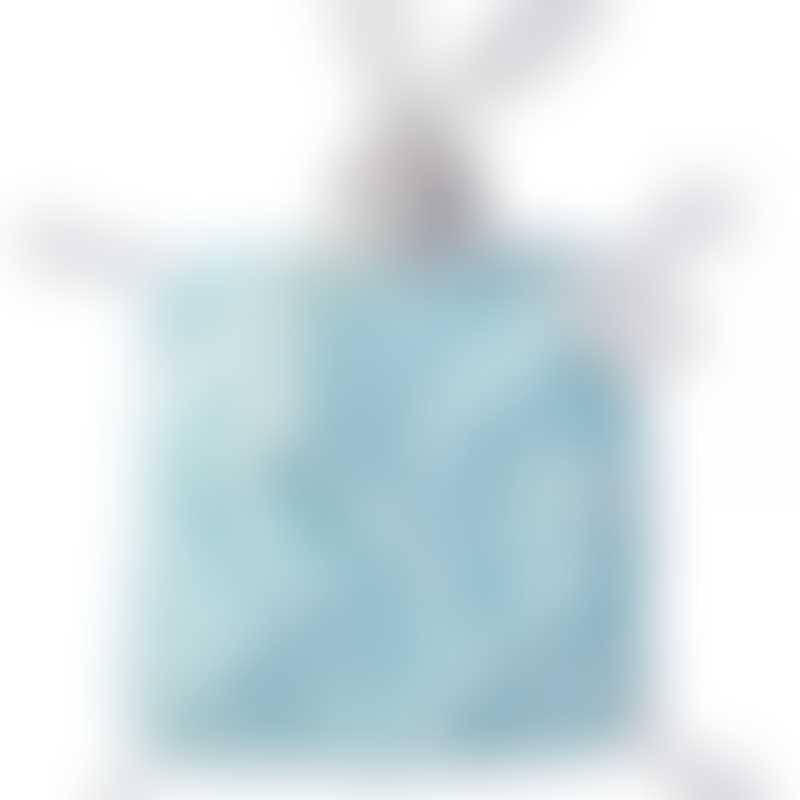 Kaloo Plume Doudou Rabbit Aqua