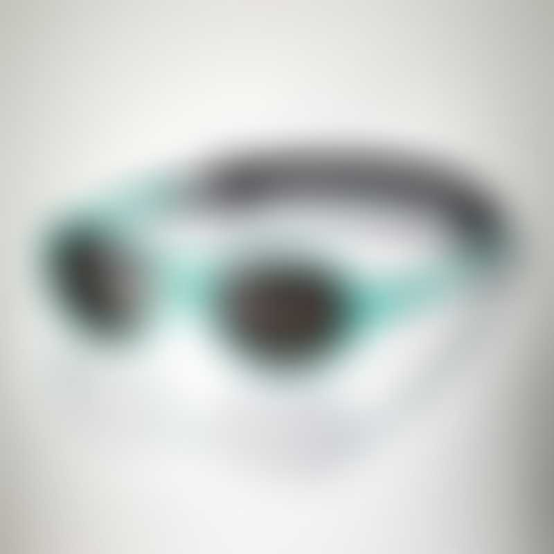 KI ET LA Baby Sunglasses Jokaki (12-30 months) - Emerald Green