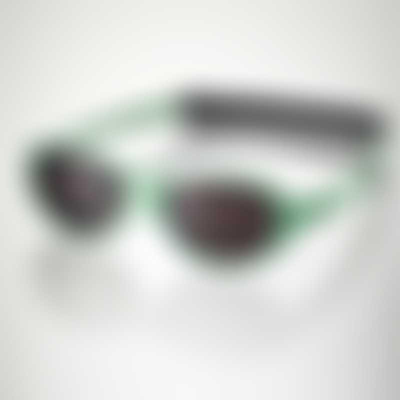 KI ET LA Baby Sunglasses Jokaki (12-30 months) - Menthol Blue