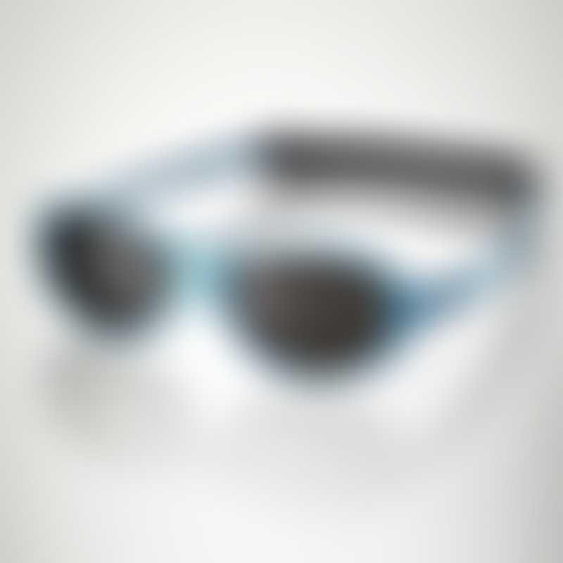 KI ET LA Baby Sunglasses Jokaki (12-30 months) - Peacock Blue
