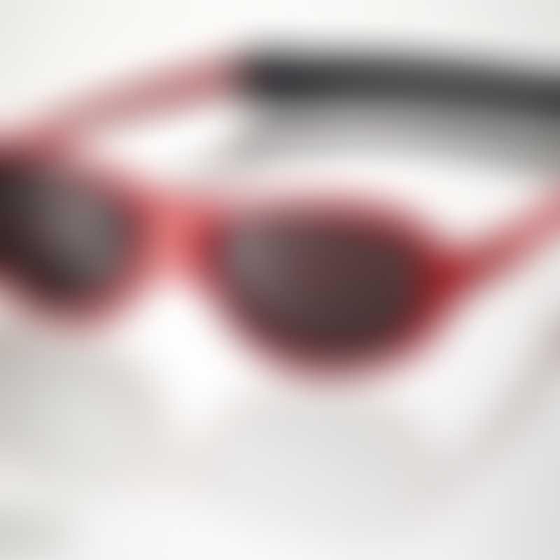 KI ET LA Baby Sunglasses Jokaki (12-30 months) - Red