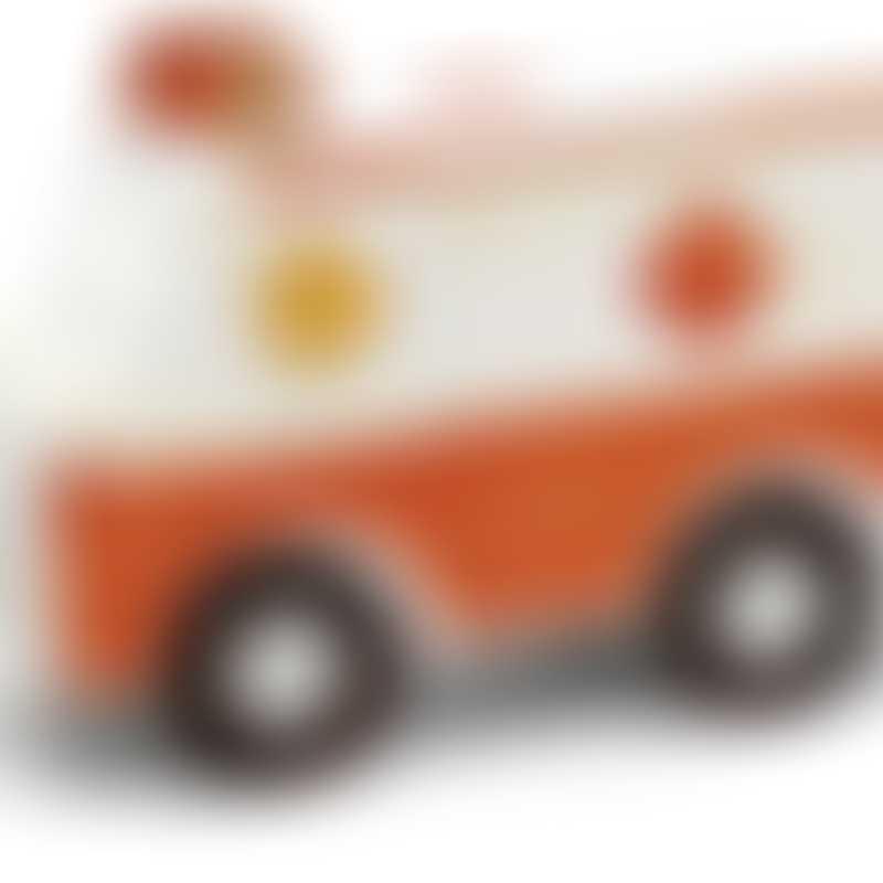 Krooom Folding Toys - Ambulance