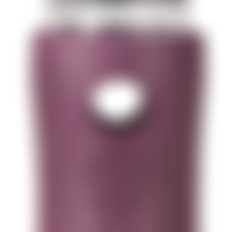 Lifefactory Cafe Cap 12 oz - Plum