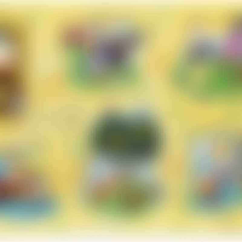 Melissa & Doug Sing-Along Nursery Rhymes Sound Puzzle - Yellow