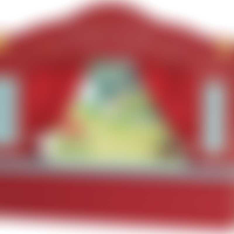 Moulin Roty Il Etait Une Fois Puppet Theatre 45x41cm