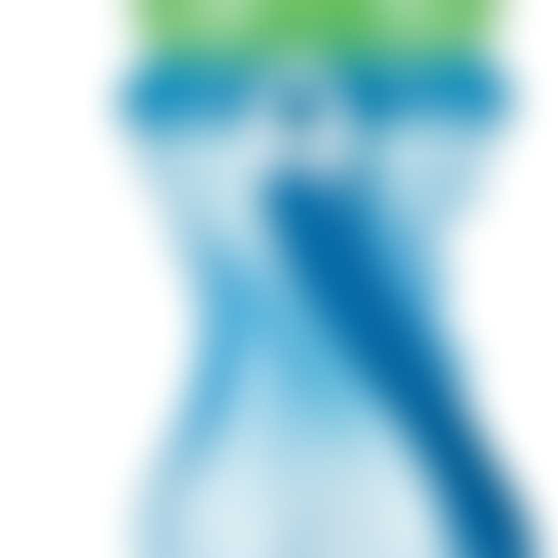 Nuby Flip It - Straw Cup With Strap 420 ml - Blue