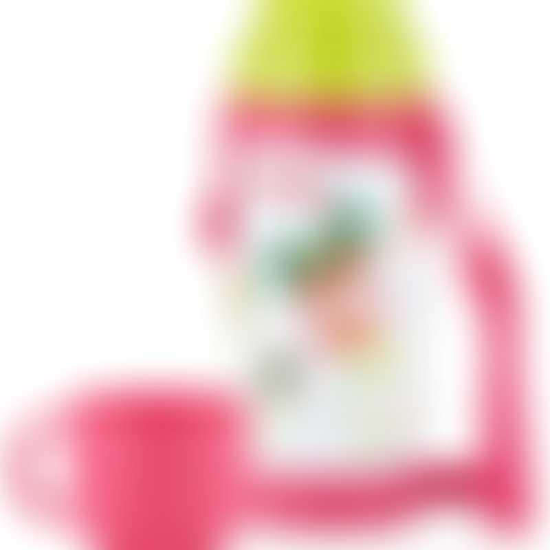 Nuby 努比 Click-it™ 不銹鋼  Store n' Pour™ -  蝴蝶