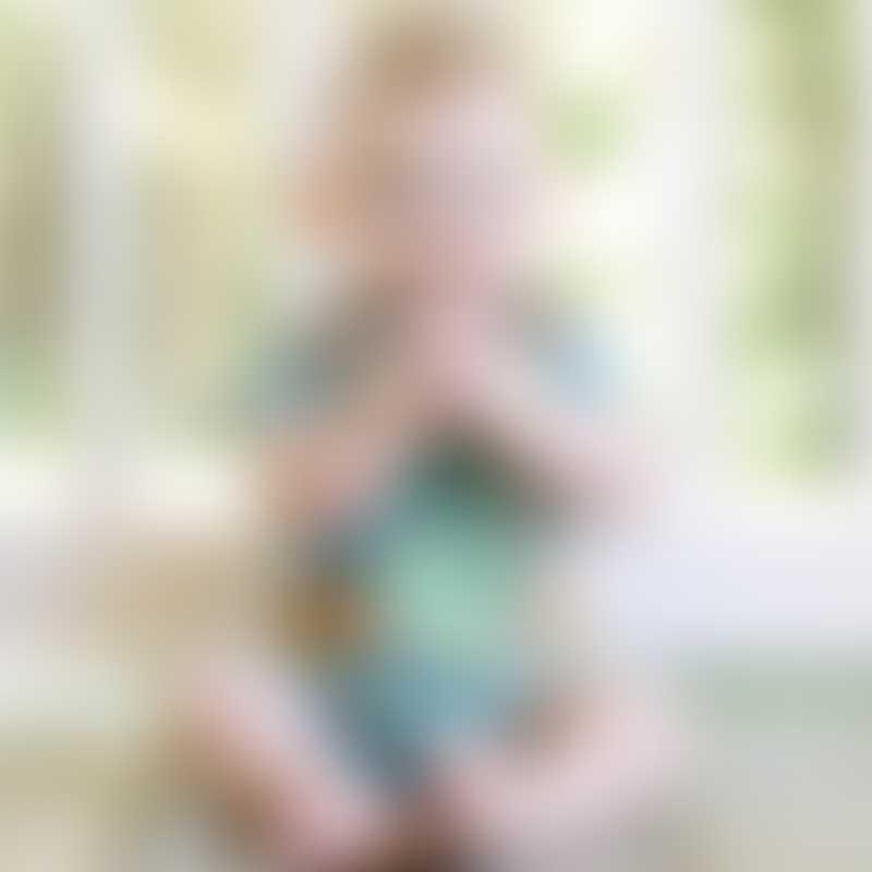 Pearhead Baby Milestone Stickers - Blue