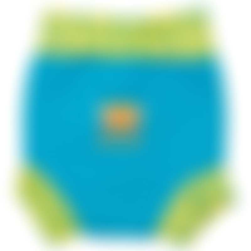 Splash About Happy Nappy - Bobbing along Turquoise