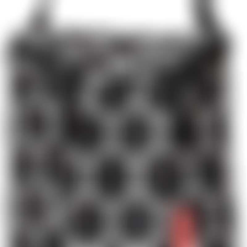 Skip Hop Grab & Go Double Bottle Bag Onyx Tile