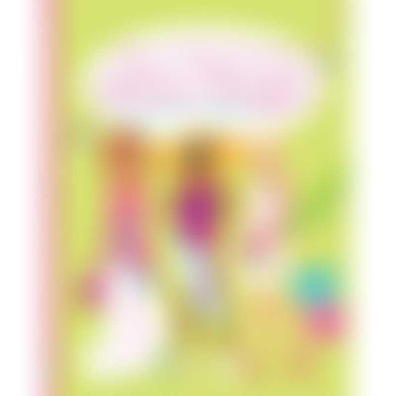 Books Sticker Dolly Dressing - Fashion Designer Summer Collection