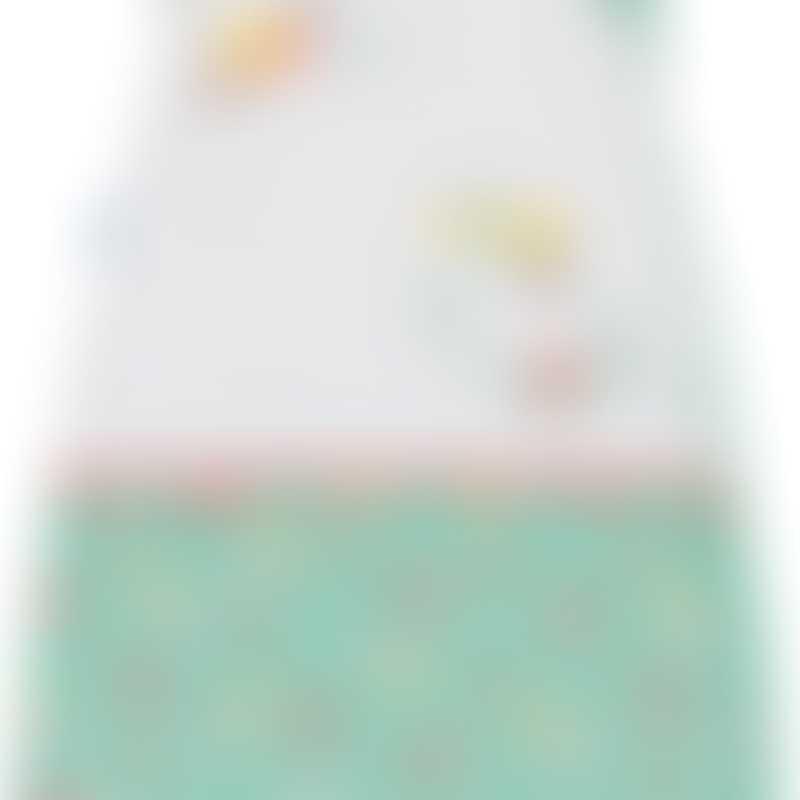 The Gro Company - Grobag Floral Flutter - 2.5 Tog - 0-6m Asian Spec