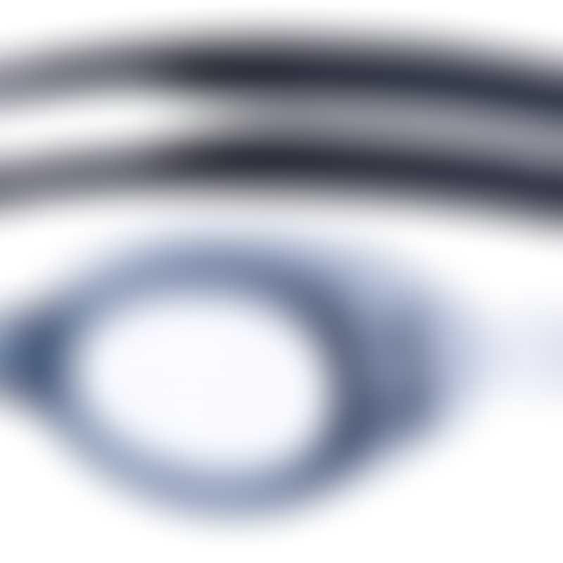 Vorgee Junior Voyager Clear Lens - BLACK - 4-12years