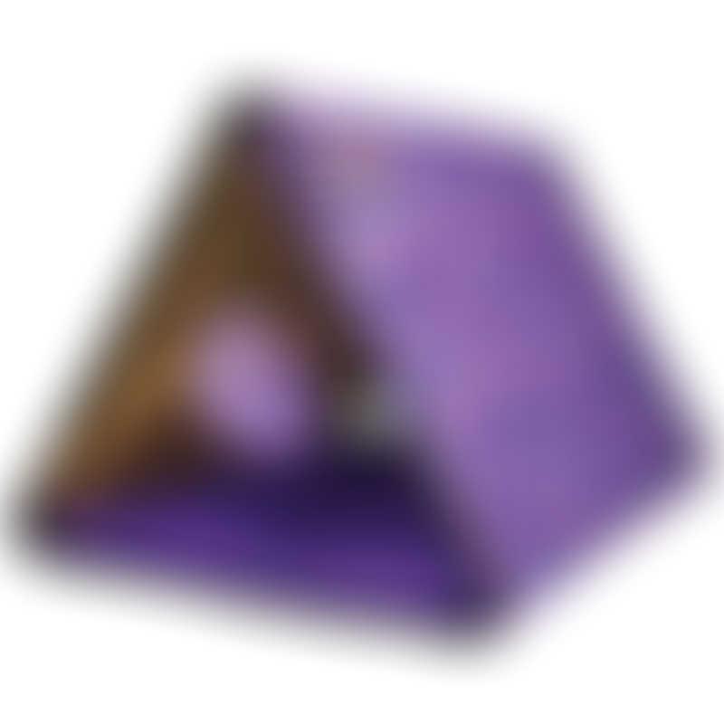 KONG Active Triangle Play Mat - Purple