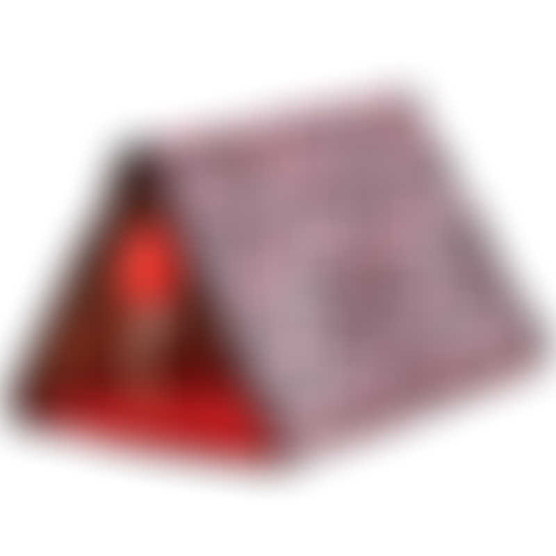 KONG Active Triangle Play Mat - Red