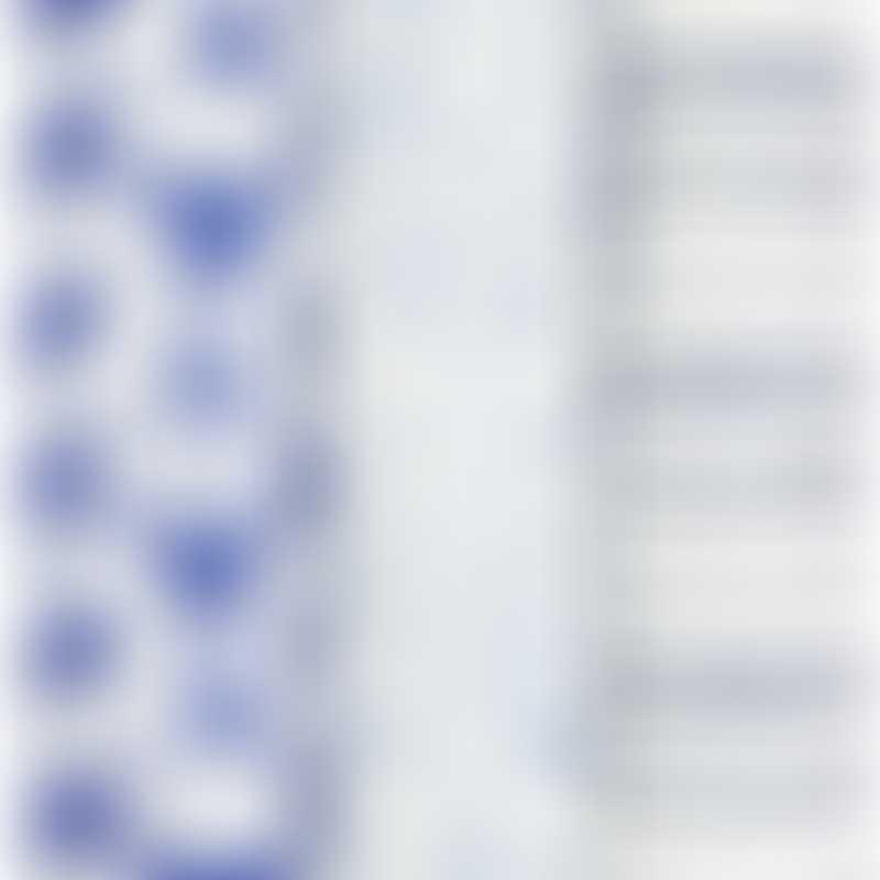 aden + anais Silky Soft Swaddles 3-Pack - Indigo Shibori