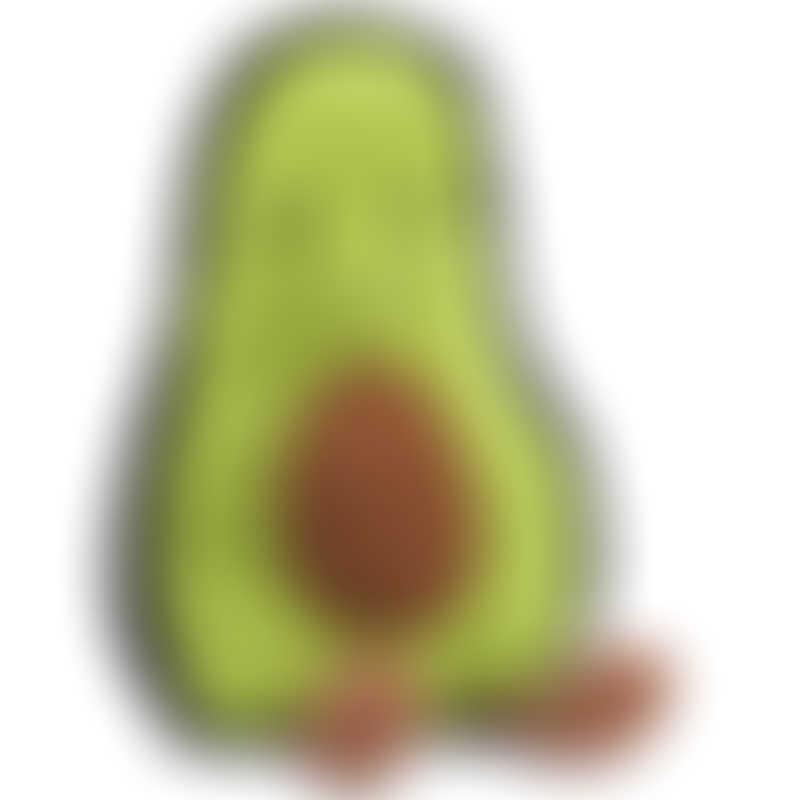 Jellycat Amuseable Avocado - Large 30cm