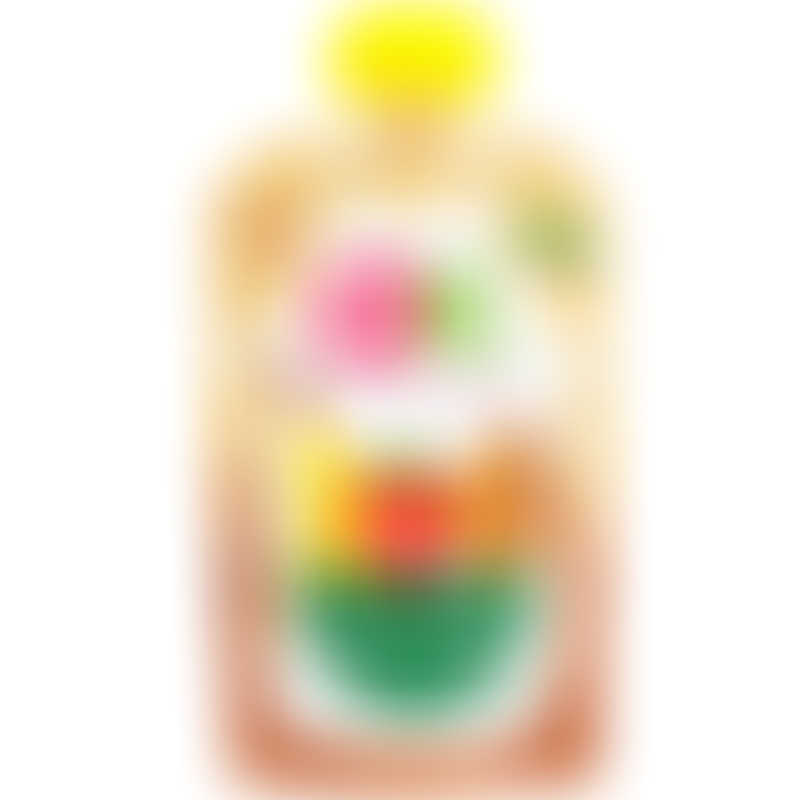 Annabel Karmel Organic Strawberry, Banana & Coconut Milk Puree 100g (6 mos+)