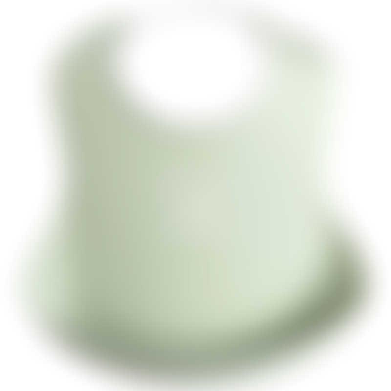 BabyBjorn Baby Bib - Powder Green