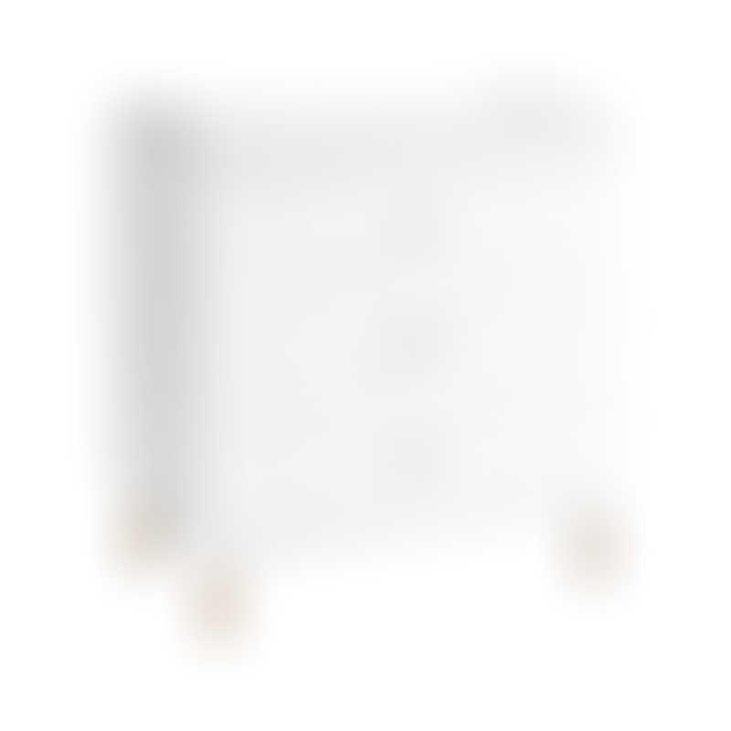 Babyletto Gelato 3-Drawer Changer Dresser - White / Washed Natural