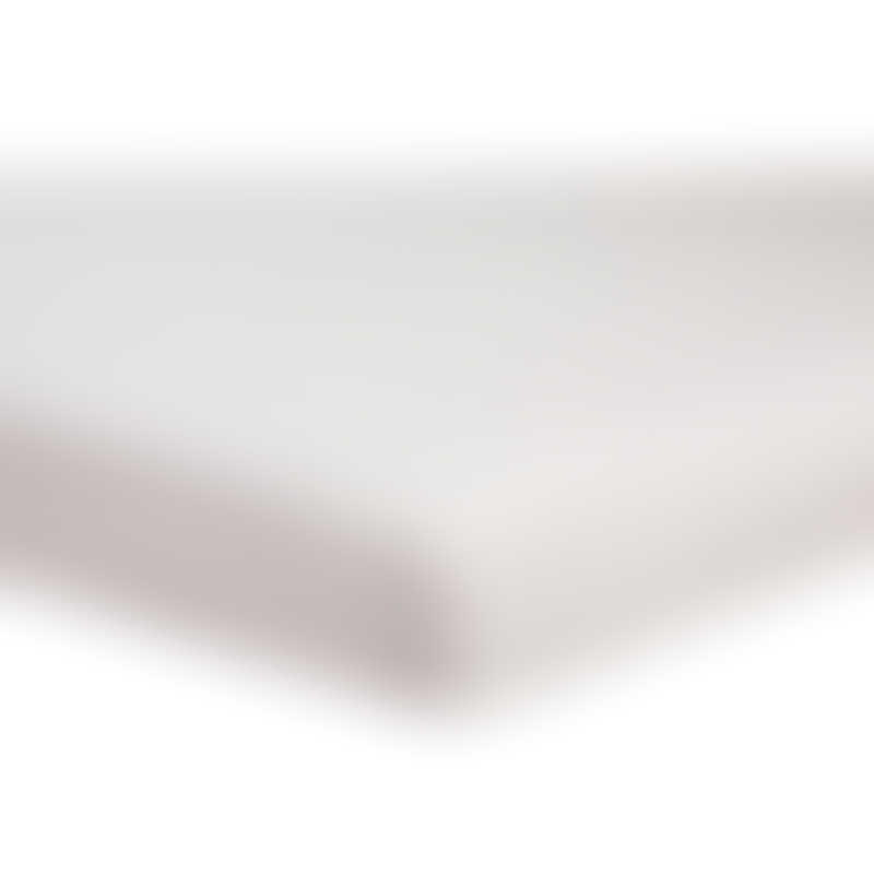 Babyletto Mini Crib Fitted Sheet - Tuxedo Grey Dots (95x60cm)
