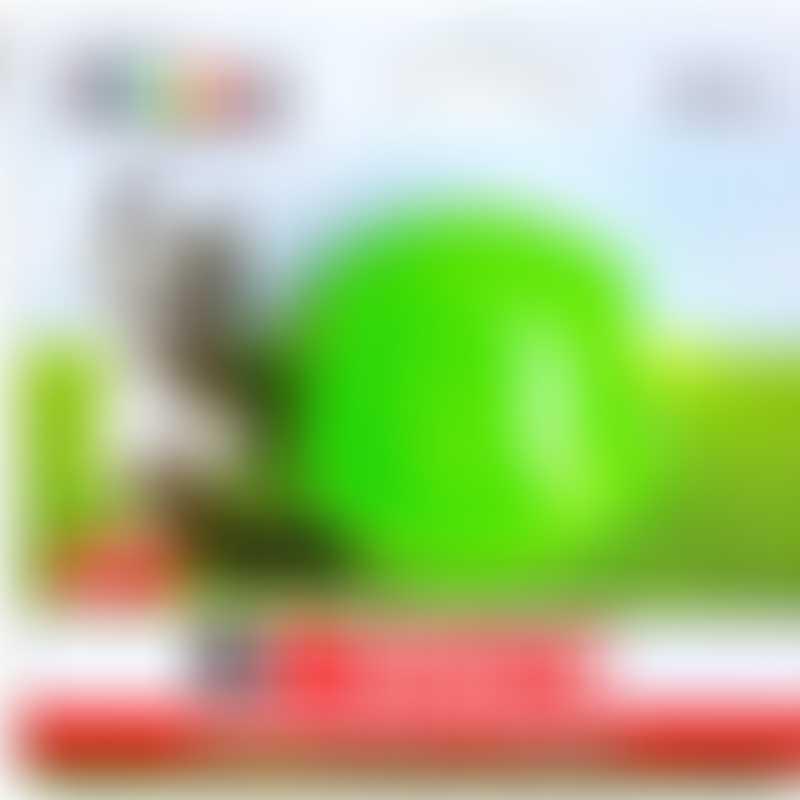 Bionic Supernatural Strong Ball - Green