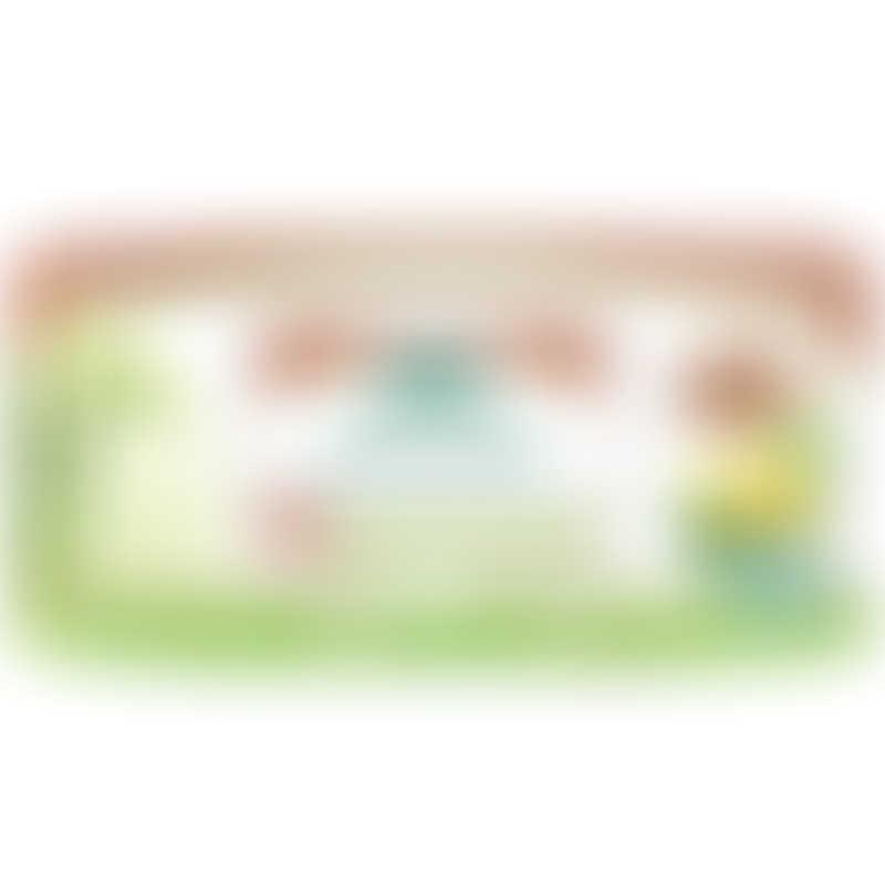 Aleva Naturals Bamboo Baby Wipes - Ultra Thick - 70pk