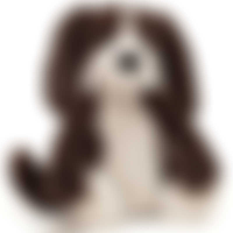 Jellycat Bashful Fudge Puppy - Medium 31cm