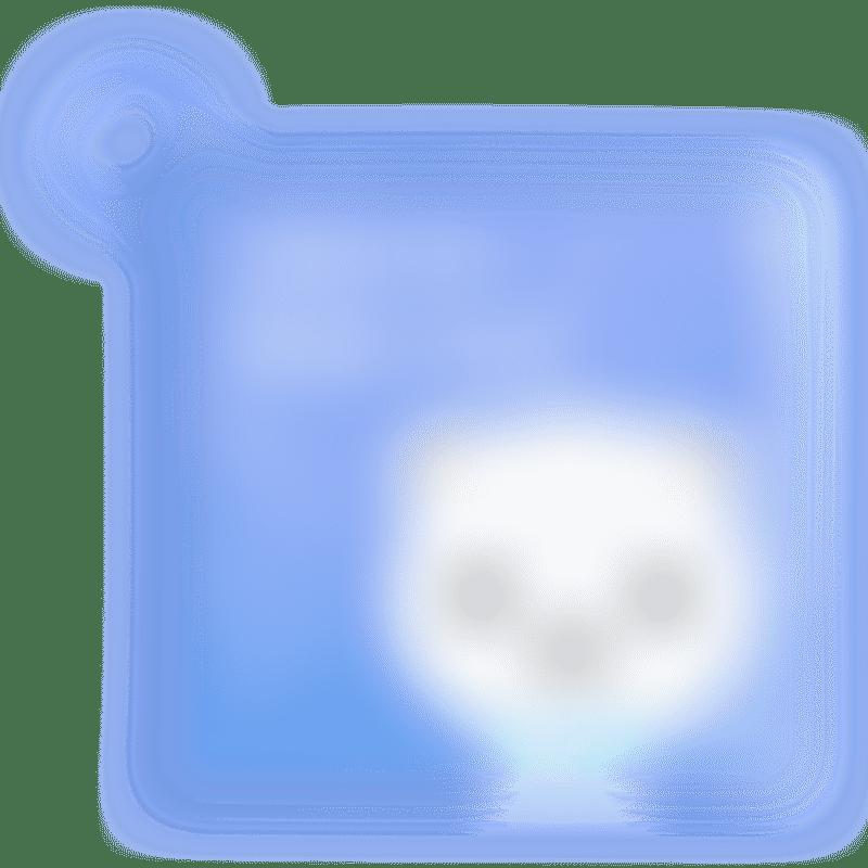 Snapkis Bath Book - Yola the Polar Bear